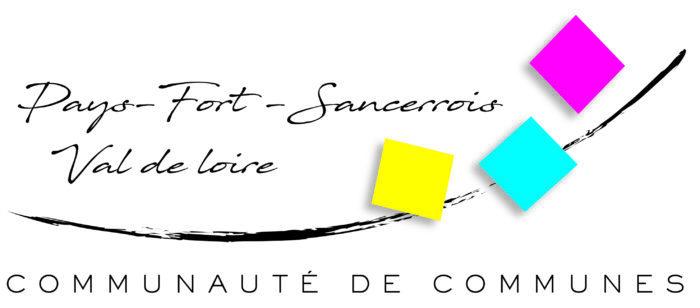 Logo Communauté de Communes - Pays Fort Sancerrois - Val de Loire